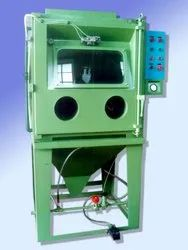 Wet sand blasting machine, For Surface Cleaning, Automation Grade: Automatic