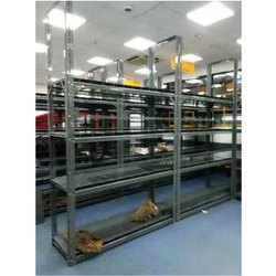 Slotted Angle Channel Rack