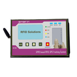 GPS RFID Vehicle Tracking System
