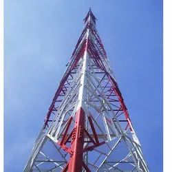 Angular Communication Tower