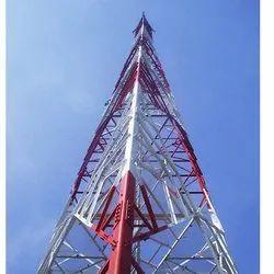 Angular Communication Tower