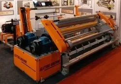 JUMBO ROLL SLITTING MACHINE