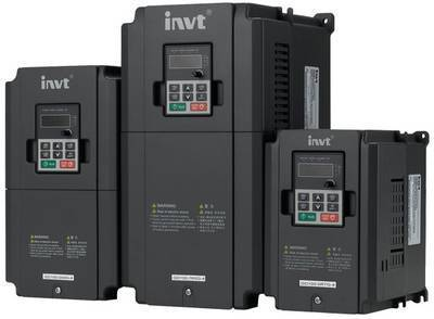 INVT AC Drive GD100 Series, 50 Hz, Coil Material: Pf