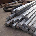 Carbon Steel Hexagonal C 45 Bright Hex Bar, For Manufacturing