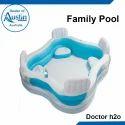 Multicolor Frp Family Pool, For Amusement Park