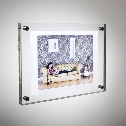 Acrylic Wall Photo Frame at Rs 90 /square feet | Pune | ID: 14535758462