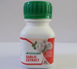 Garlic Extract Capsules
