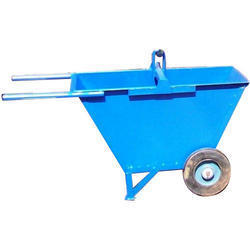 Two Wheeler Dust Trolley