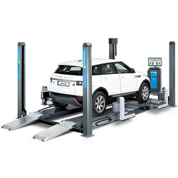 BEISSBARTH Touch-less WHEEL ALIGNMENT