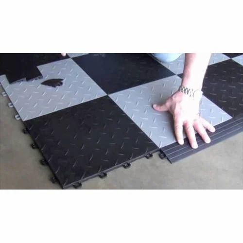 Interlocking Rubber Flooring Tile 1 5