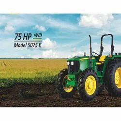 5075 E 4WD 75 HP John Deere Tractor