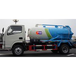 Mechanical Equipment Sewage Suction Truck Rental Service, for Material Handling, Hydraulic