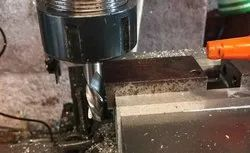 Milling Job Work, in On Site