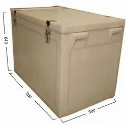 220 L Plain Lid Insulated Ice Box