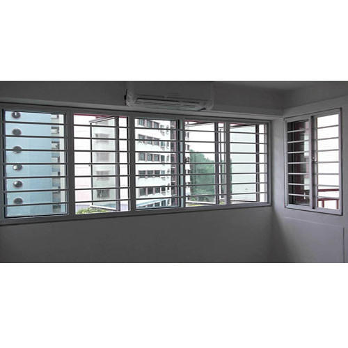 c3038966950 Aluminum Grill Window at Rs 200  square feet