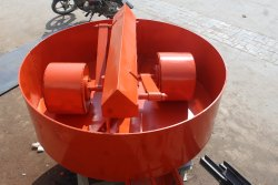 Roller Pan Conret Mixer