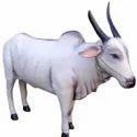 FRP Ox Statue