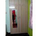 Modular PVC heavy wardrobe