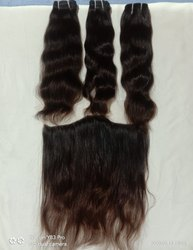 Remy Human Hairs With Frontals