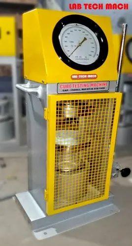 Portable 1500KN Cube Testing Machine