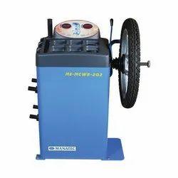 ME MCWB 202 Two Wheeler Wheel Balancer