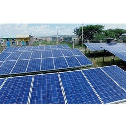 Industrial Solar Power System