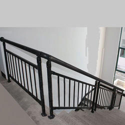 Iron Staircase Railing At Rs 200 Unit आयरन र ल ग