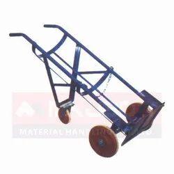 Single Gas Cylinder Trolley Model No. Mm-27