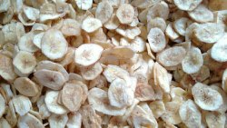 Banana Chips Salted, Palm Oil, Packaging Type: Packet