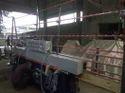 Straight Glass Edge Polishing Machine SKE-9E