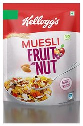 Corn Kellogg''s Museli Fruit And Nut 160 Grm Mrp 99/-, Packaging Type: Packet, Flakes