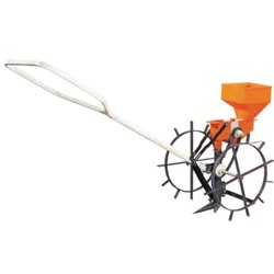 Hand Operated Seed Drill
