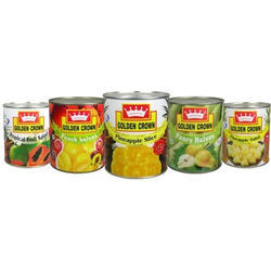 Golden Crown Canned Food