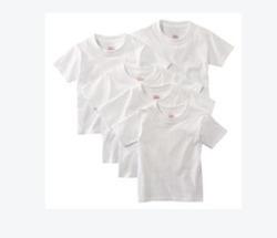 White School Summer T-Shirt