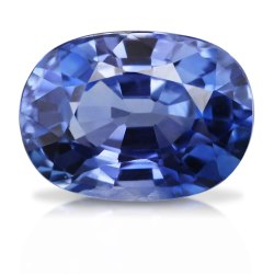 Polished Srilanka Natural Blue Sapphire, Carat: 8.22