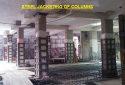 RCC Column & Beam Strengthening Engineers