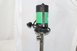SS Motorized Barrel Pump
