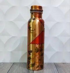 Copper Bottle Digital Print