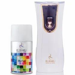 Rubaru Herbal Automatic Air Freshener Dispenser