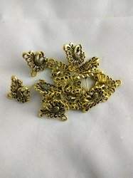 Antique Studs For Silk Thread Jewelly Making