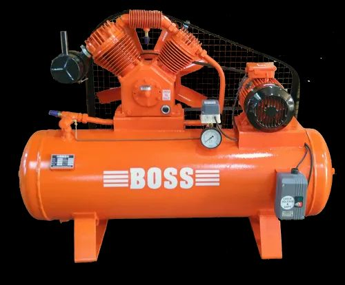 Industrial Air Compressor - 5 HP Two Stage Compressor