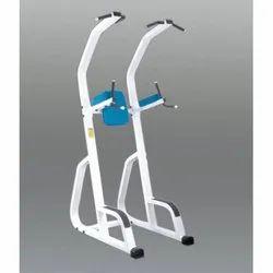 Dip- Chin Leg Raise Machine