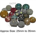 Fancy Lace Mix Beads