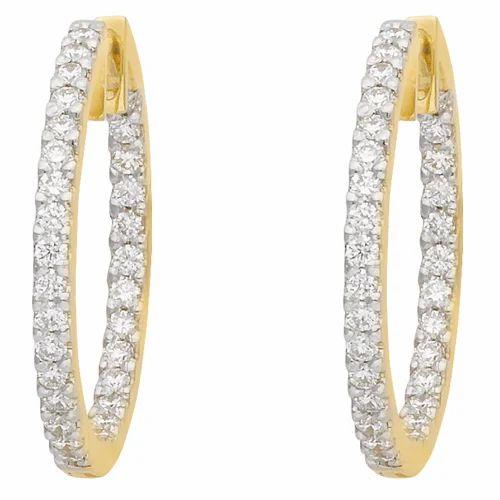 1b040a6c4c0 Daily Wear Diamond Earring