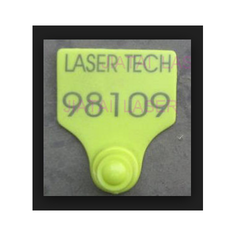 Laser Marking On Veterinary Tags