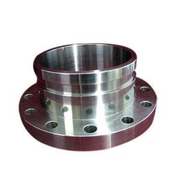 Steel Flange Engineering Job Work