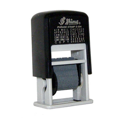 Shiny S-304 Self Inking Stamp