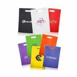 Non Woven Shopping Bag Logo Print