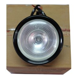 Polycarbonate LED Round Tractor Headlight
