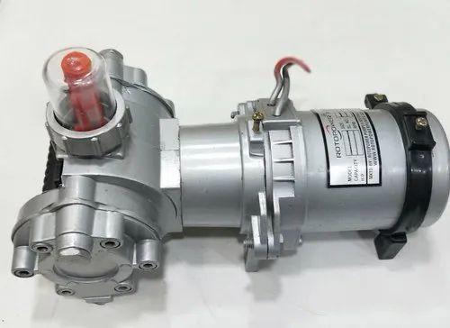 2kg/cm2 12V Rotopower DC LPG Transfer Pump, Automation Grade: Automatic, Max Flow Rate: Upto 2 lpm